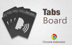 Tabs Board